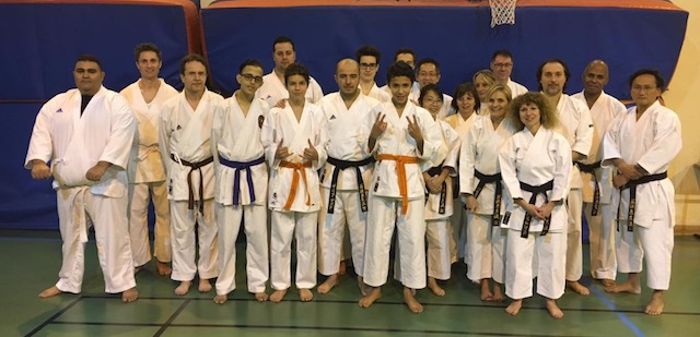 club karate joinville