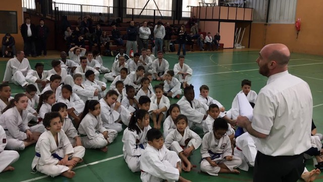 Karate Club de Joinville - SELECTIONS COUPE INTERNATIONALE KOFUKAN 2017