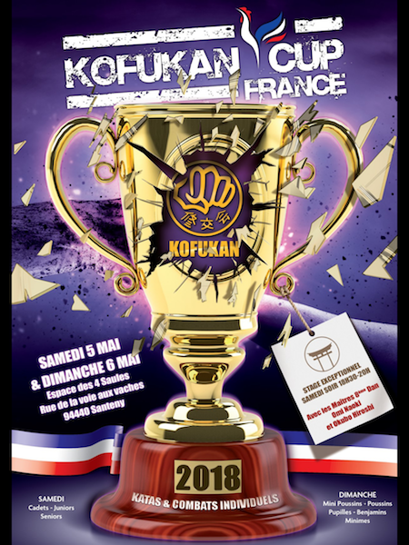 Karate Club de Joinville - COUPE DE FRANCE KOFUKAN 2018